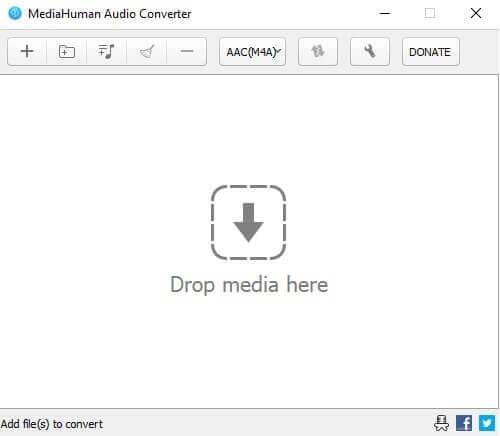 AIFF to WAV Converter - MediaHuman Audio Converter