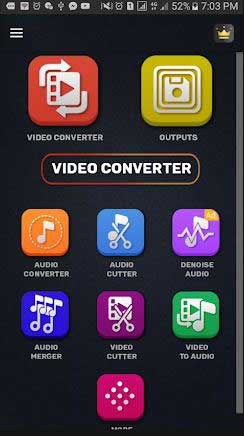 Video Converter Compressor
