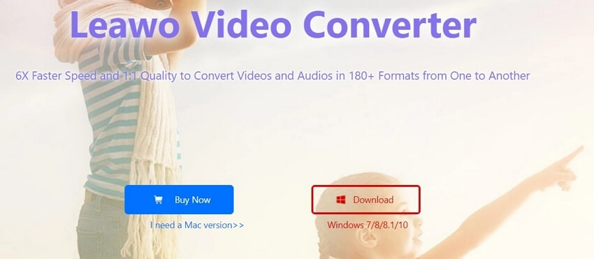 Convert 3GP to WMA with Leawo Video Converter