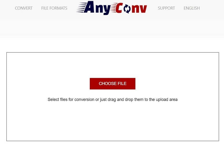 Convert WMA to FLAC with AnyConv