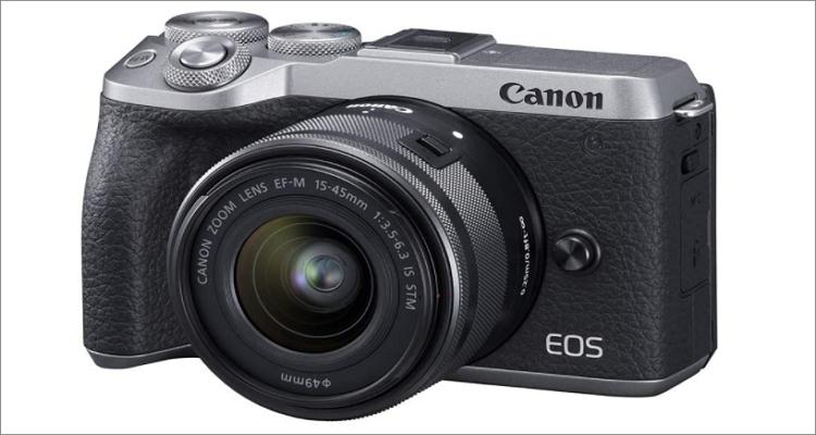 best camera for recording youtube videos canon eos m6 mark ii