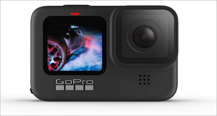 best camera for recording youtube videos gopro hero9 black