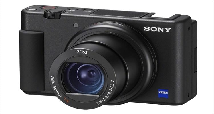 best camera for recording youtube videos sony zv 1