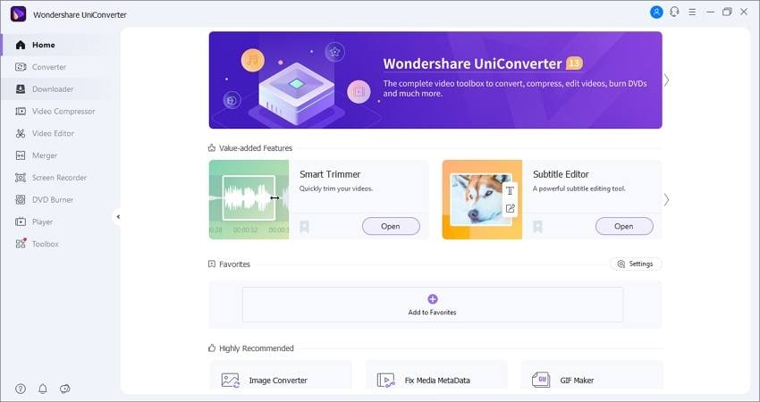 best youtube converter mp4 for android wondershare uniconverter