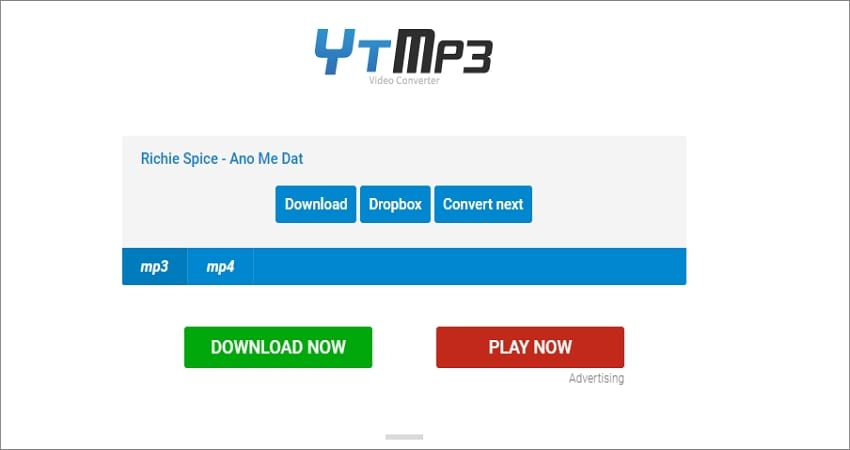 how to convert a youtube video to audio using ytmp3 download and save mp3