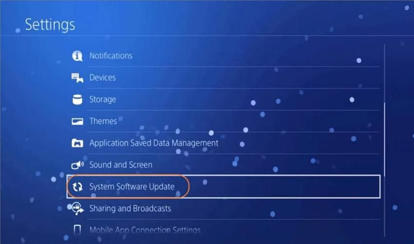 how to record ps4 gameplay for youtube with a capture card update the ps4 system