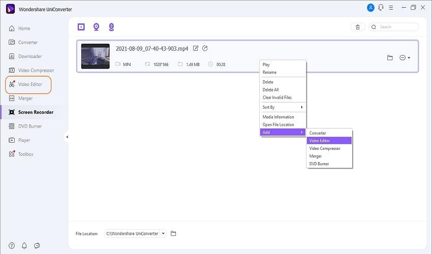 how to record ps4 gameplay for youtube with uniconverter add to video editor