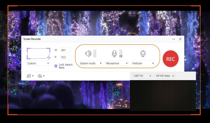 record youtube videos on mac with uniconverter configure recording devices